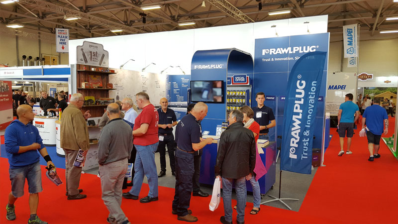 Another Year, another successful Screwfix Live!