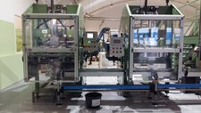 Rawlplug automatic packing line