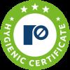 Hygienic certificate