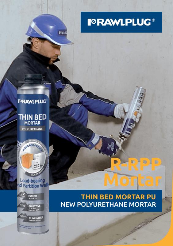 Thin Bed Mortar