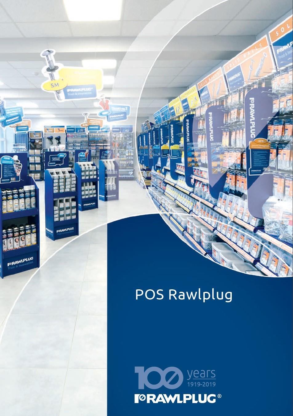 POS Rawlplug Essentials