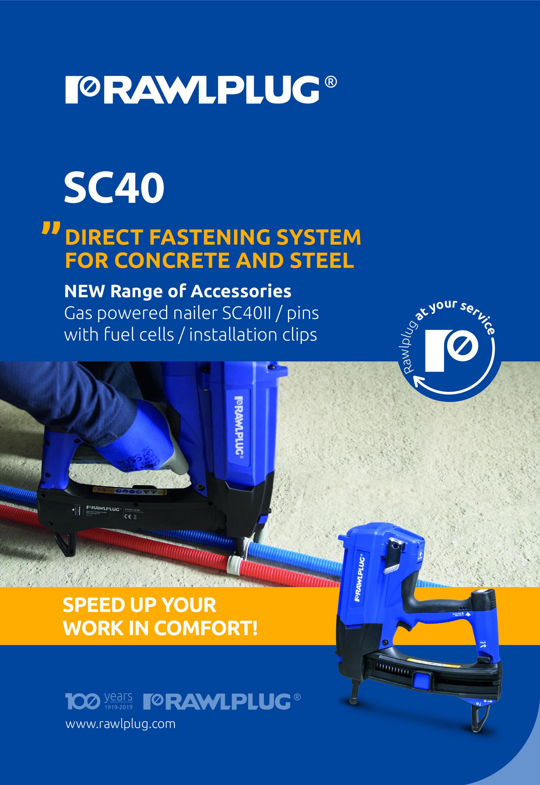 SC40 & Accessories