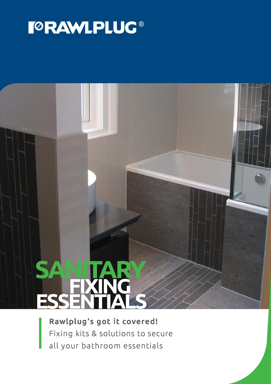 Sanitary Fixing Essentials